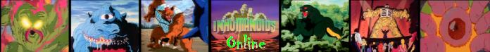 Inhumanoids online logo